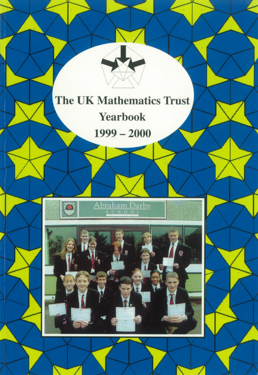 Yearbook 1999-2000 cover