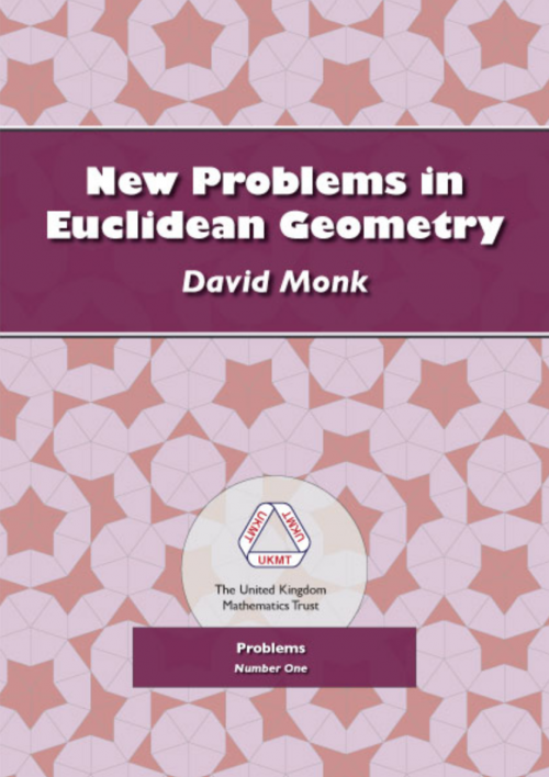 Cover of New Problems in Euclidean Geometry