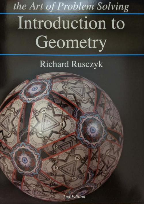 Introduction to Geometry cover