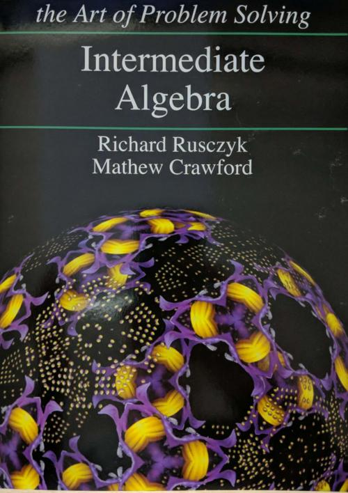 Intermediate Algebra cover