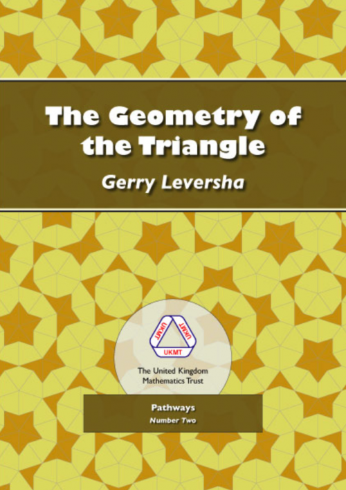 Cover of The Geometry of the Triangle