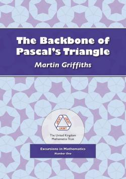 Cover of The Backbone of Pascal's Triangle