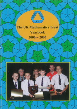 Yearbook 2006-07 cover