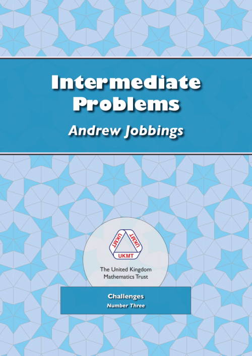 Cover of Intermediate Problems