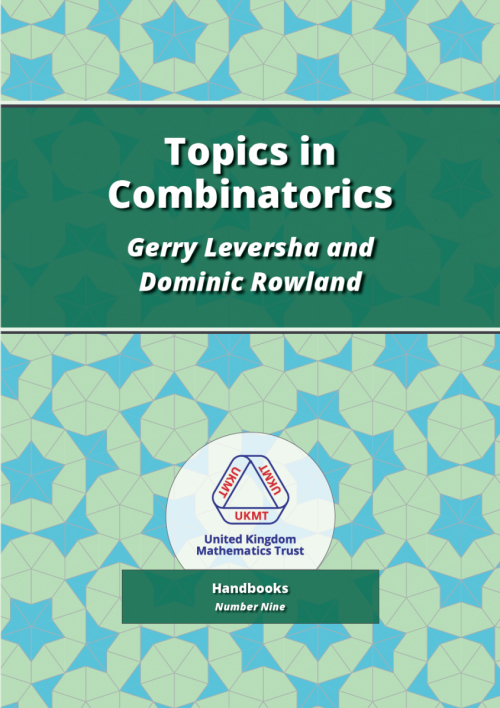 Cover of Topics in Combinatorics